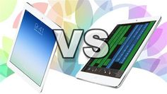 iPad Mini 2 vs iPad Air Small or big?  Thinking about which Apple tablet to buy?  The new contenders for 2013 are the iPad mini 2 and the iPad 5, officially called the iPad Air. Let's find out which is right for you.  Read more at http://www.trustedreviews.com/opinions/ipad-mini-2-retina-vs-ipad-air#FgM8IuphqKbBCtQF.99