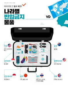 Information Design, Information Graphics, Sense Of Life, Korean Design, Singapore Malaysia, Learn Korean, Life Lessons, Helpful Hints, Travel Tips