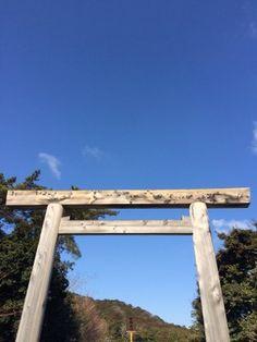 伊勢神宮 内宮 in Japan Ise Jingu