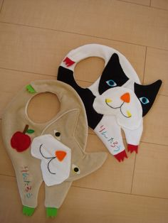 Bibs by 153 - iichi - HandMade in Japan
