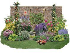Naschbärbeet Ein Schlemmerparadies für Groß & Klein: Allen, die in ihrem Garten eine kleine blühende und fruchtende Oase anlegen möchten,...