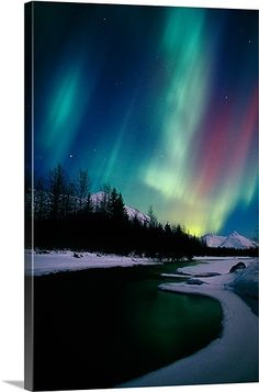 Northern Lights - Alaska