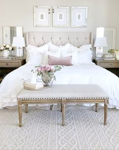 Warm Bedroom Styling Ideas 4822871020 Simply sensational help to kick-start a charming boho bedroom ideas simple Bedroom decor pinned on this day - - Bedroom Makeover, Home Bedroom, Home Decor, Modern Bedroom, Small Bedroom, French Bedroom, Simple Bedroom, Warm Bedroom, Simple Bedroom Decor