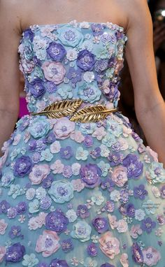 Couture Spring 2014 - Zuhair Murad #Details