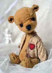 Bear Jacob by By Natalia Koroleva   Bear Pile