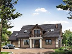 House Outside Design, House Design, Exterior House Colors, Interior And Exterior, Style At Home, Future House, My House, Barndominium Plans, Small Cottage Homes