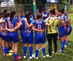 Las coronadeñas derrotaron a Saprissa en la final del Torneo de Clausura.