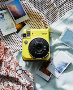 Gotta have this Fujifilm Instax Mini 70 Camera for summer road trips! Fujifilm Polaroid, Instax Camera, Fujifilm Instax Mini, Instax 8, Polaroid Cameras, Instax Mini Film, Perfect Camera, Camera Gear, Toy Camera