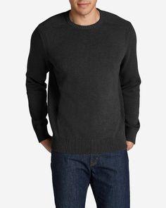 Men s Signature Cotton Crew Sweater e2810e316