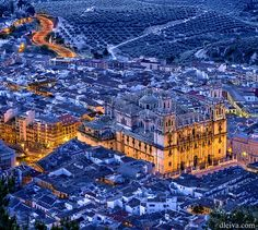 Jaen Cathedral (Andalusia, Spain)