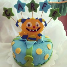 Henry moustrito cake