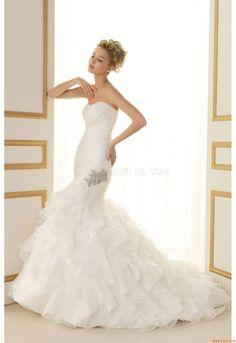 Wedding Dresses Luna Novias 165 Titanic 2013