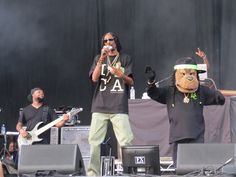 Wireless 2013 : Snoop Dogg aka Snoop Lion