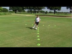▶ First Touch Training Precision Dribbling Series: Volume 1 (Progression 12 Excerpt) - YouTube