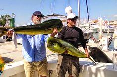 Fieggentrio: Vang je eens een grote vis dan overkomt dit je!! (...