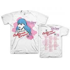 Katy Perry's California Dreams Tour Tee's