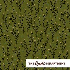 Vintage Farmhouse fabric HEG6228-66 by Kim Diehl - The Quilt Department