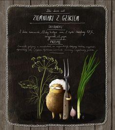 emiis: Ziemniaki z gzikiem