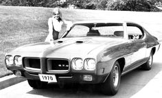 "1970 Pontiac GTO - The ""Humbler"""