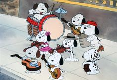 Snoopy Family, Snoopy Brothers