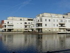 Wohnen am Wasser in Berlin Tegel