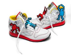 KEITH HARING × REEBOK CLASSIC SPRING 2013 COLLECTION #sneaker
