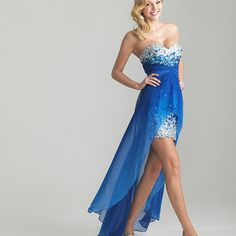This dress altogether is perfect. (: