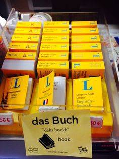 das Buch- German
