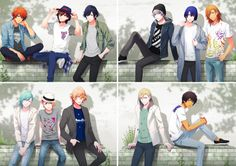 The new Utapri Idol Produce T-Shirt http://www.utapri.com/sp/clt/  source: http://uta-no-prince-sama.tumblr.com/