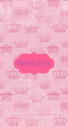 Pink Princess Background
