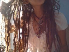 Loopy dreads. What mine are starting to do and I love them!