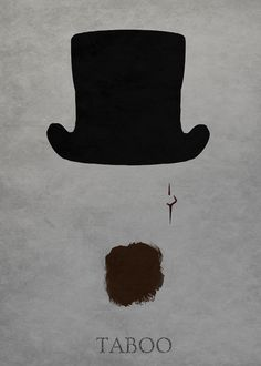 "fuckyeahtvshit: ""Taboo poster by Tareq Zaghal """