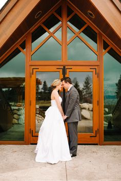 Kirsten And Daryl Edgewood Lake Tahoe Wedding Find This Pin More On Best Places