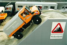 this is why you need a Unimog