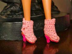 Sapatinhos para Barbie - Pecunia MillioM