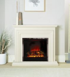 Be Modern Carina Eco Electric Fireplace Suite Indoor Electric Fireplace, Electric Fireplace Suites, Electric Fireplaces, Electric Fire Suites, Electric Fires, Wall Fires, Best Bedding Sets, Fireplace Mantels, Luxurious Bedrooms