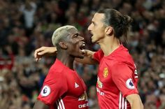 d17e29db7 Paul Pogba and Zlatan Ibrahimovic sell more shirts than any other Premier  League player.