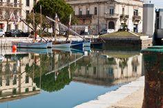 Boats at Frontignan