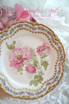 Visit romantics-nest.com ~ Haviland Limoges