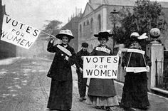 Suffrage, or the right to vote, is something that Australians have not always been able to take for granted. In Australia was the first country in the world to give women both the right to vote. Belle Epoque, Sylvia Pankhurst, Emmeline Pankhurst, Dislike, Women Right To Vote, Suffrage Movement, Brave Women, Edwardian Fashion, Edwardian Era