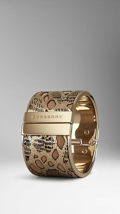 Burberry metallic leather cut in an intricate lace design Leather And Lace, Metallic Leather, Cartier, Burberry, Lace Cuffs, Copper Cuff, Lace Design, Other Accessories, Cuff Bracelets