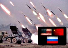 Russia & China Vs USA WW3 | United States Army VS Chinese Army AND Russi...