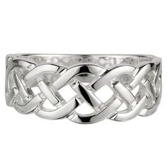 Sterling Silver Celtic Weave Ring-Size 4-Made in Ireland Solvar http://www.amazon.com/dp/B007EUX4GQ/ref=cm_sw_r_pi_dp_qQr0tb04KHZHMWPE