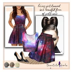 """Beautifulhalo#6"" by aaidaa ❤ liked on Polyvore featuring bhalo"