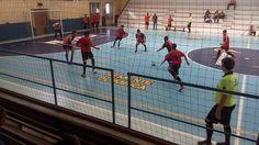 Jogo Citadino de Futsal CRAS Nova Era Sub 15 anos X Trevo