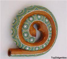 A spiral didgeridoo