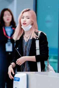 South Korean Girls, Korean Girl Groups, My Girl, Cool Girl, Fashion Mask, Gal Pal, Kpop Outfits, Airport Style, Girl Crushes