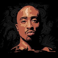 Tupac Shakur by Tecnificent on DeviantArtsd
