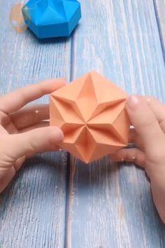 Fantastic Photographs 10 Fun Origami Ideas For Christmas - DIY Tutorials Videos Diy Origami, Useful Origami, Paper Crafts Origami, Easy Paper Crafts, Origami Ideas, Diy Crafts To Do At Home, Diy Gifts For Kids, Fun Diy Crafts, Fun Crafts For Kids