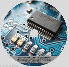 Repair Manuals for Electronics Ebooks on CD